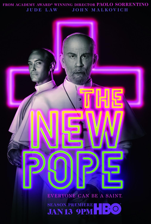 The New Pope kapak