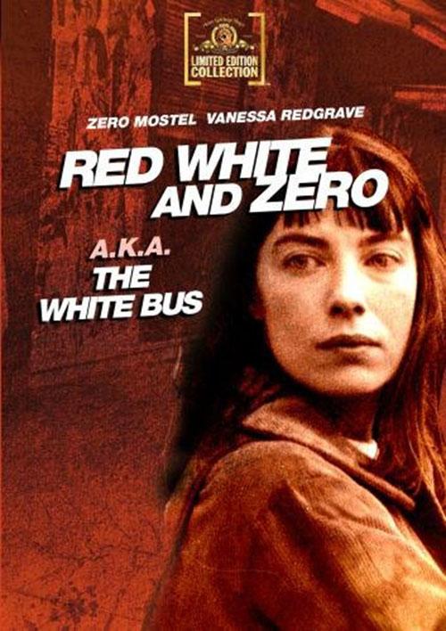 Red, White and Zero kapak
