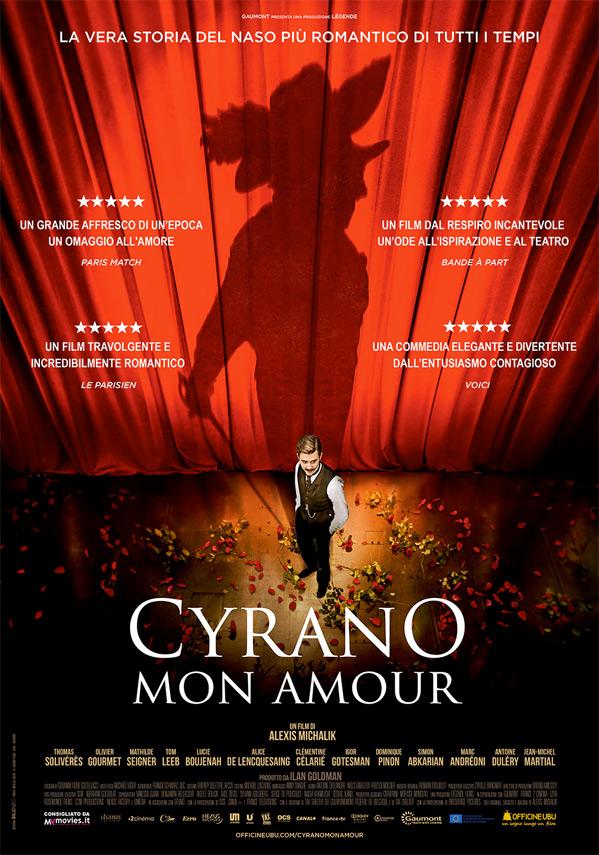 Cyrano, My Love kapak