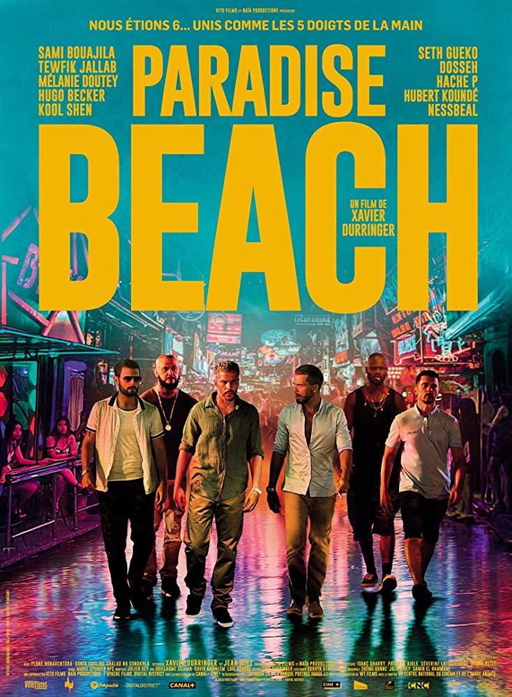 Paradise Beach kapak