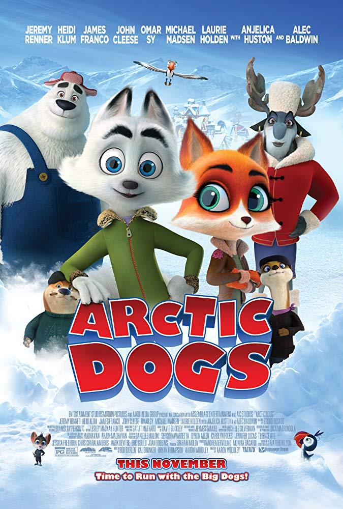 Arctic Dogs kapak