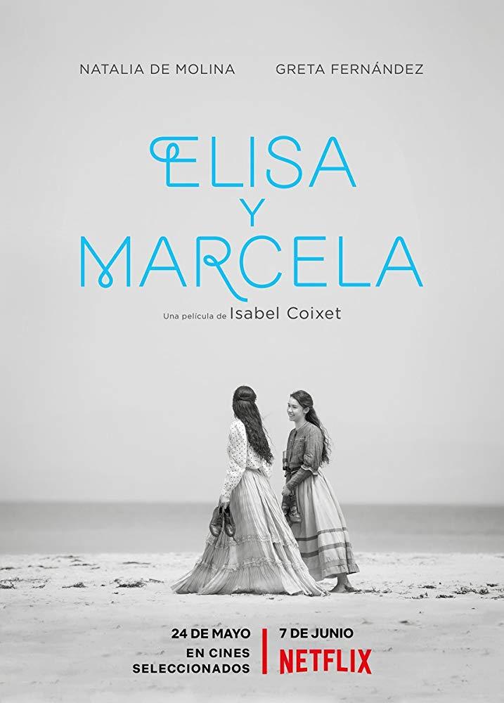 Elisa y Marcela kapak