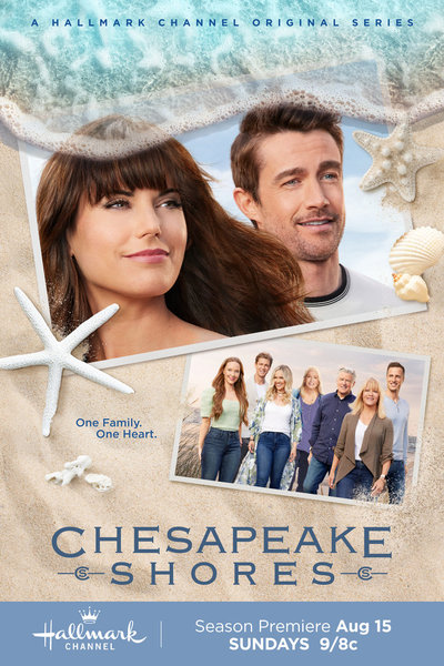 Chesapeake Shores kapak