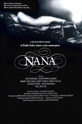 Nana, the True Key of Pleasure kapak