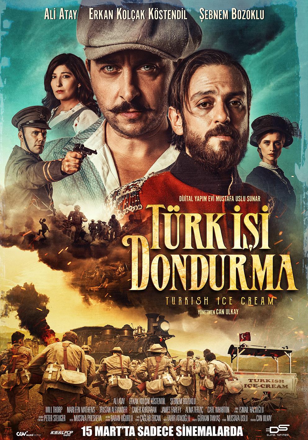 Türk İşi Dondurma kapak