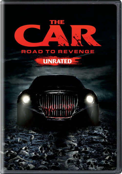 The Car: Road to Revenge kapak