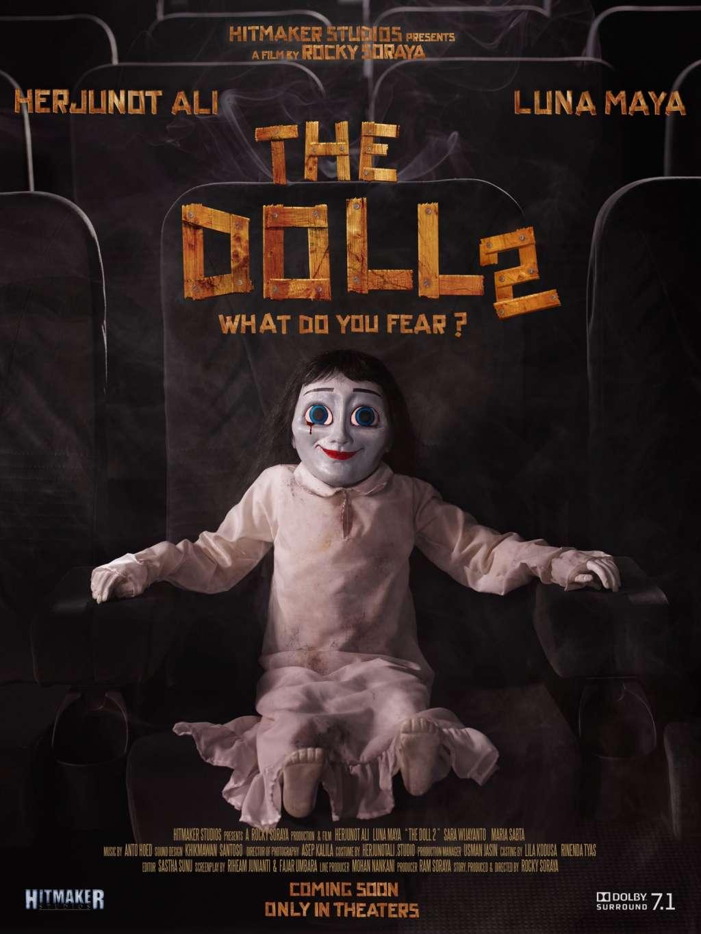 The Doll 2 kapak
