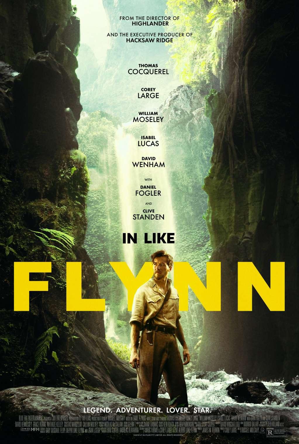 In Like Flynn kapak