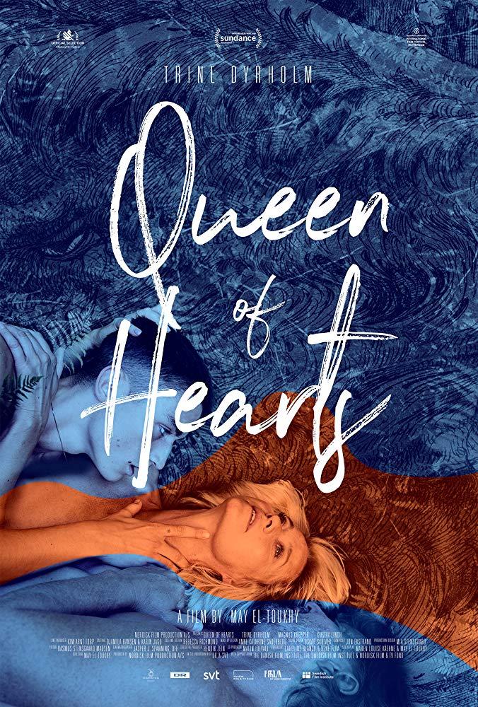 Queen of Hearts kapak