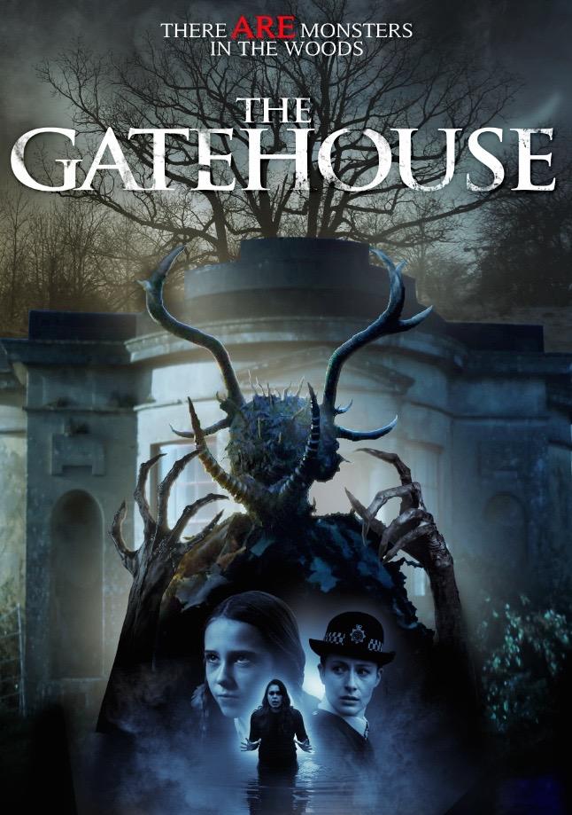 The Gatehouse kapak