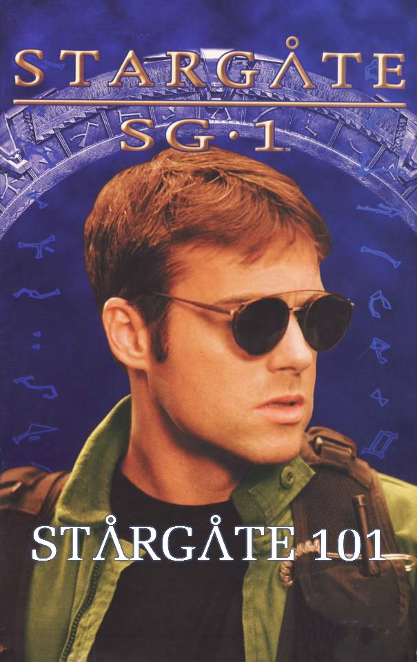 Stargate 101: Presented by Dr. Daniel Jackson kapak
