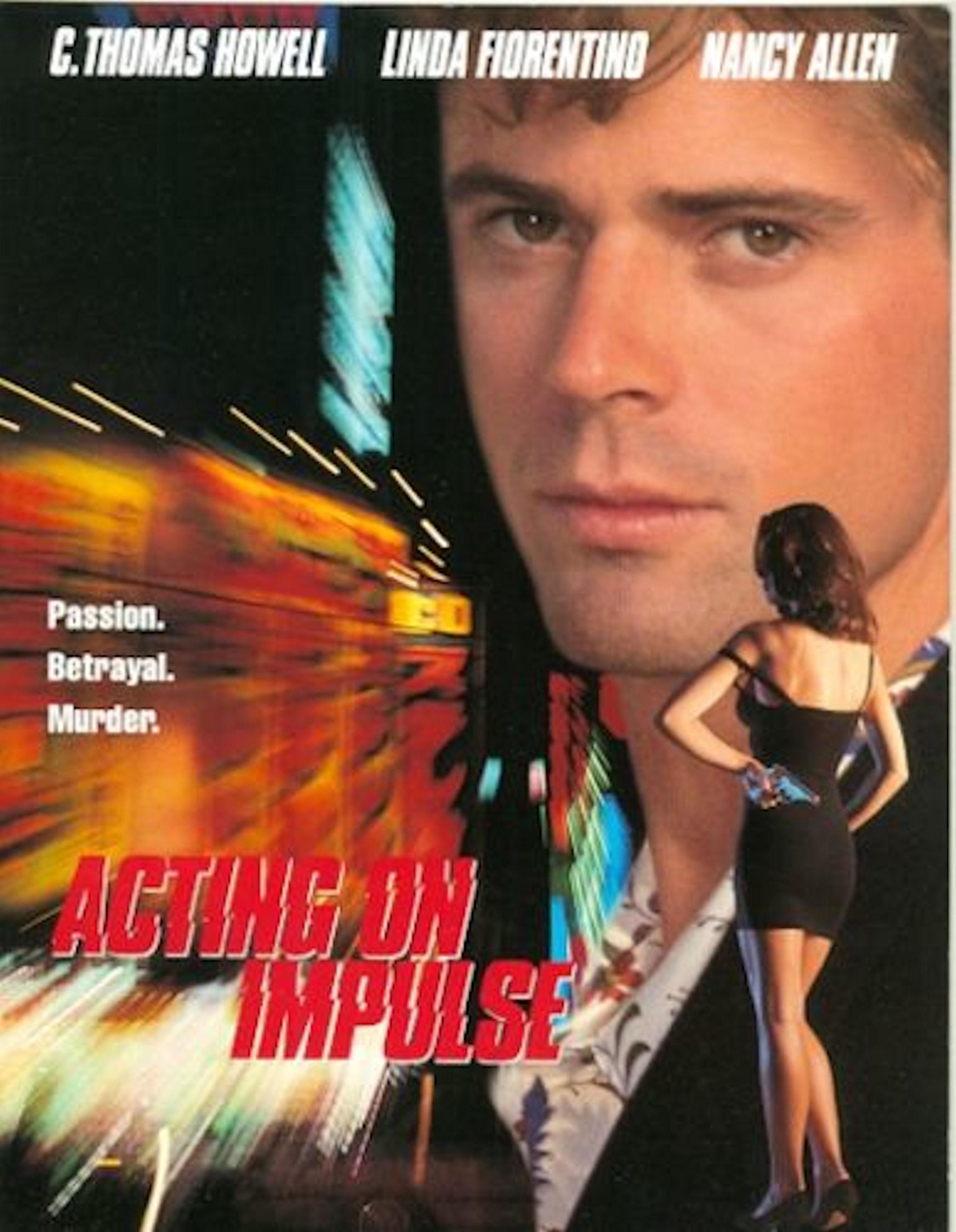 Acting on Impulse kapak