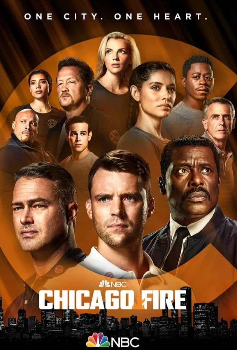 Chicago Fire kapak