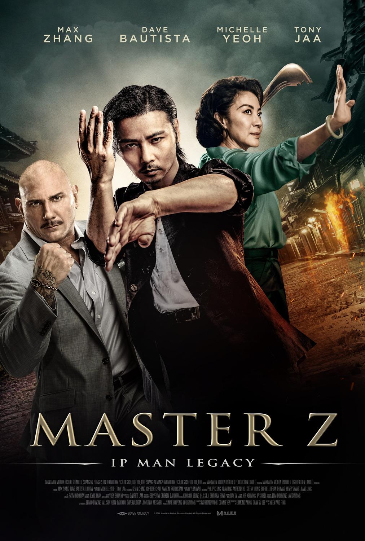 Master Z: Ip Man Legacy kapak