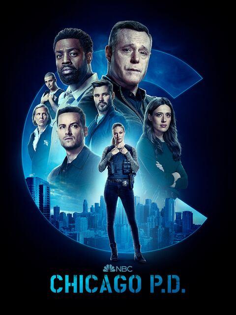 Chicago P.D. kapak