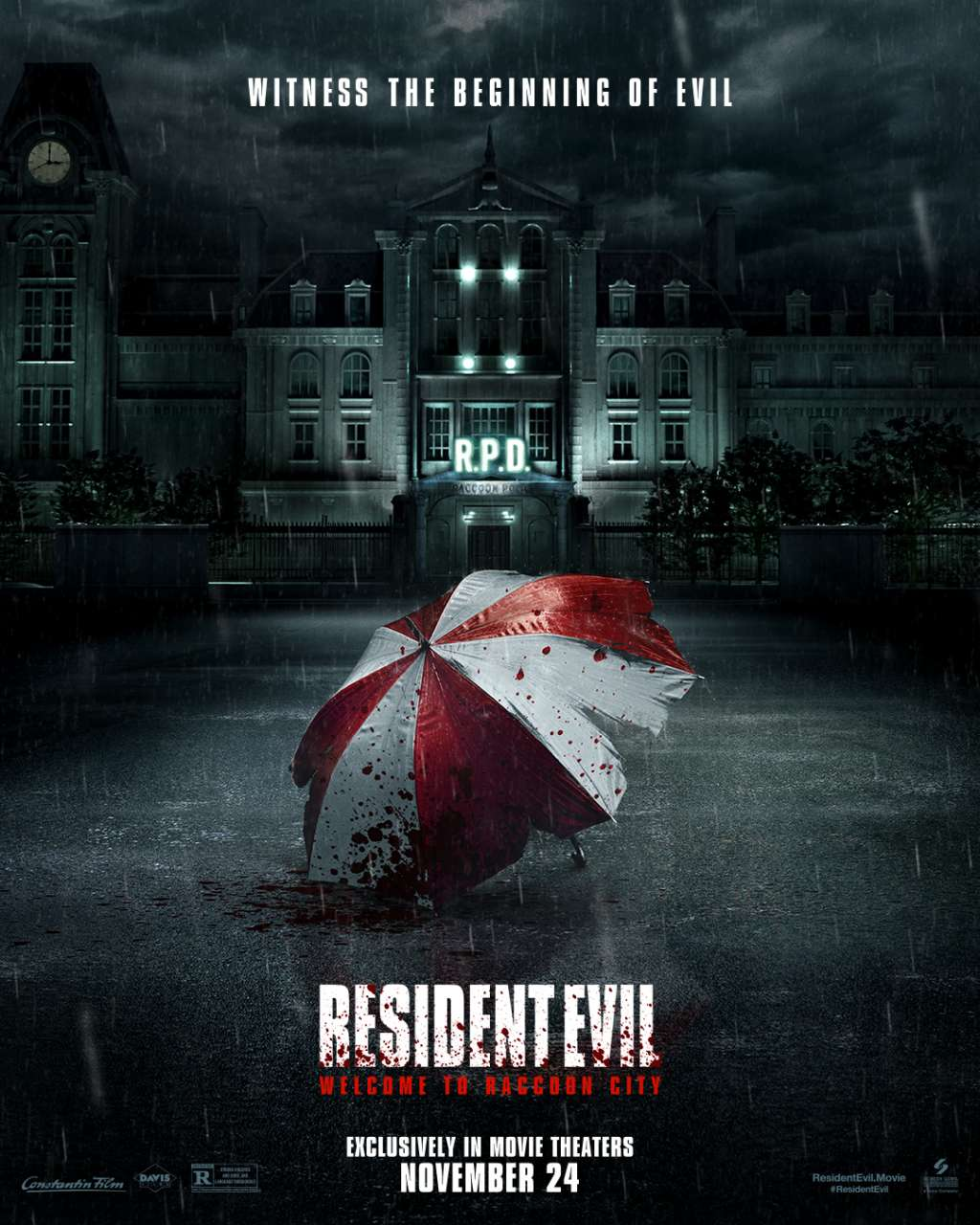 Resident Evil: Welcome to Raccoon City kapak