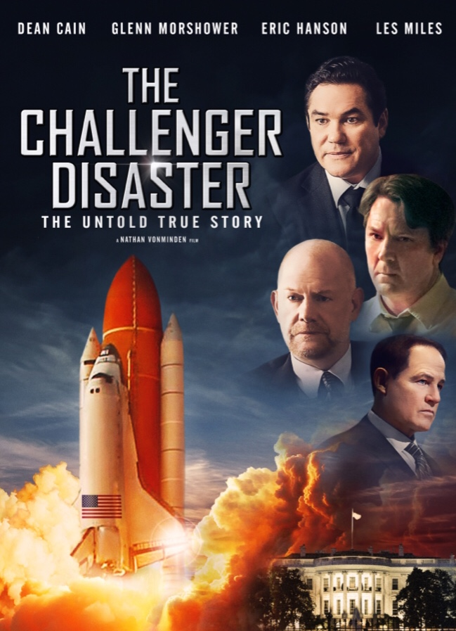 The Challenger Disaster kapak