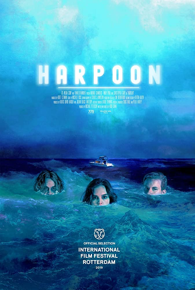 Harpoon kapak