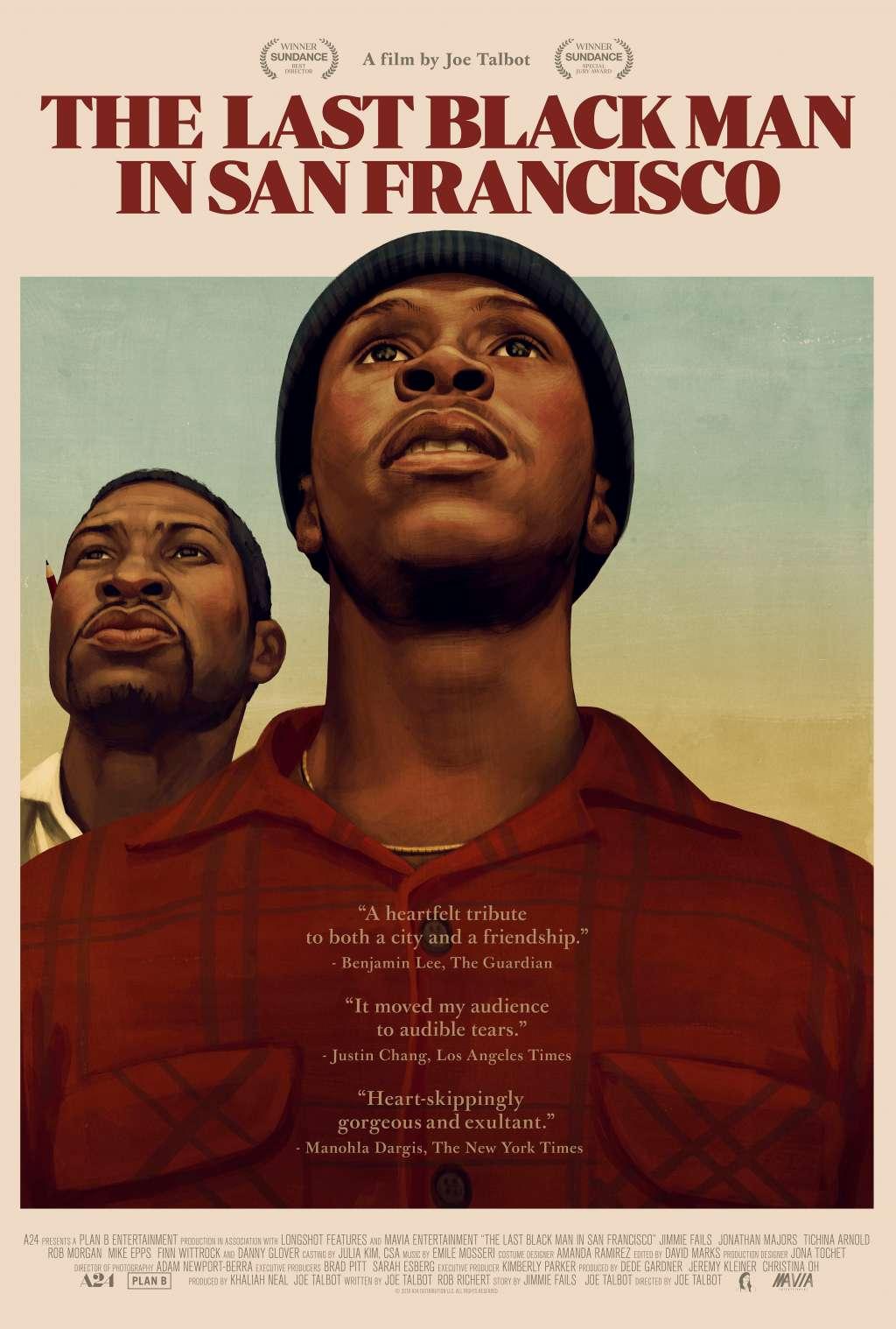 The Last Black Man in San Francisco kapak