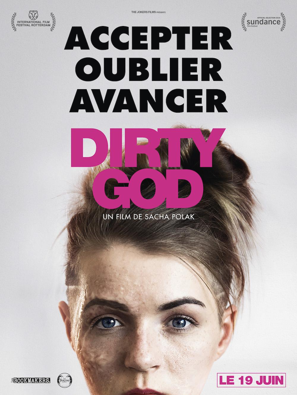 Dirty God kapak