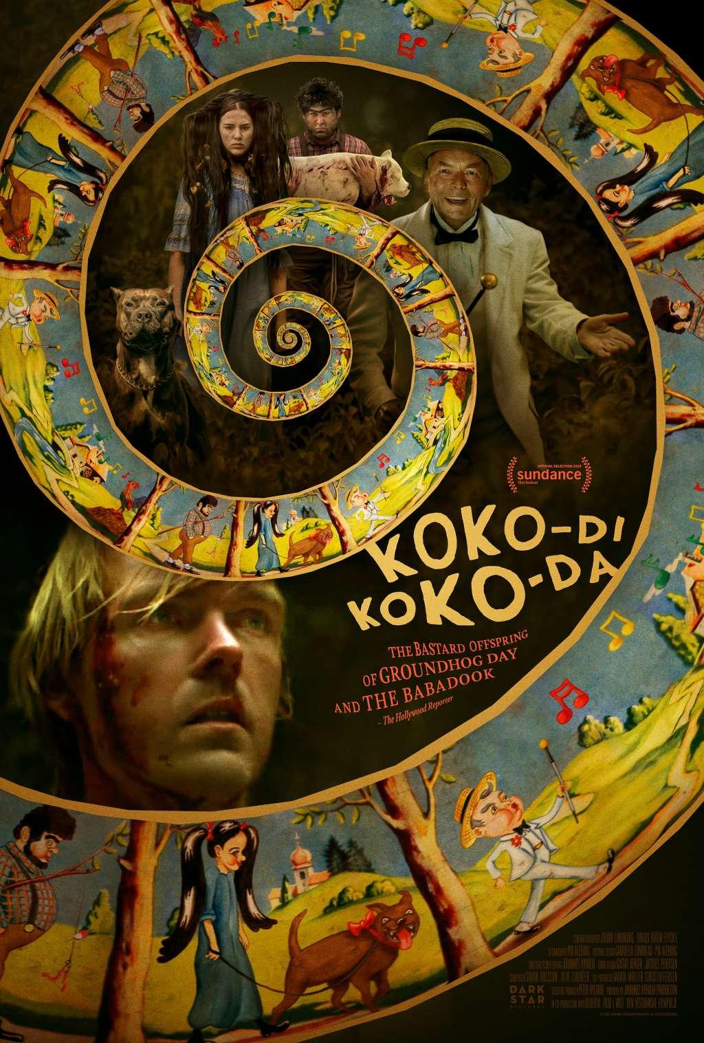 Koko-di Koko-da kapak