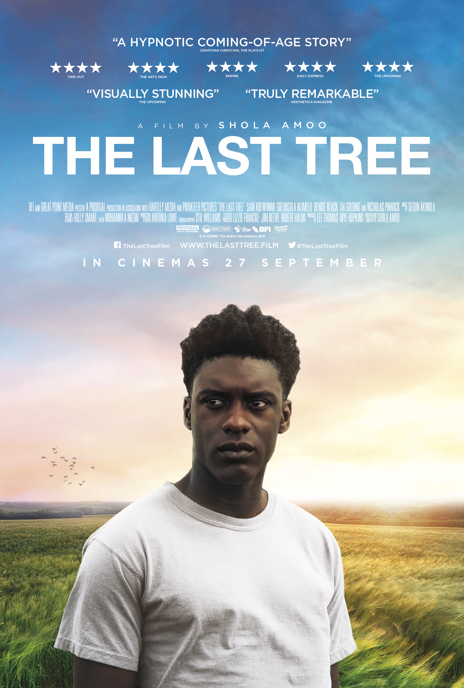 The Last Tree kapak