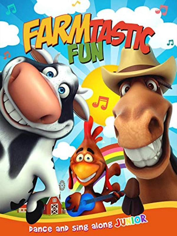 Farmtastic Fun kapak