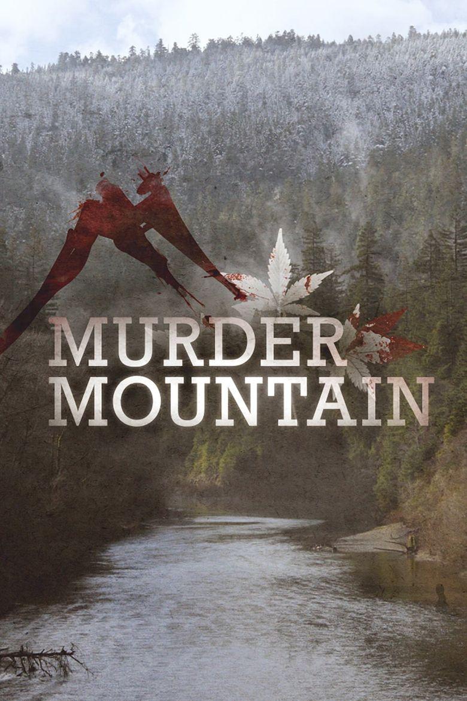 Murder Mountain kapak