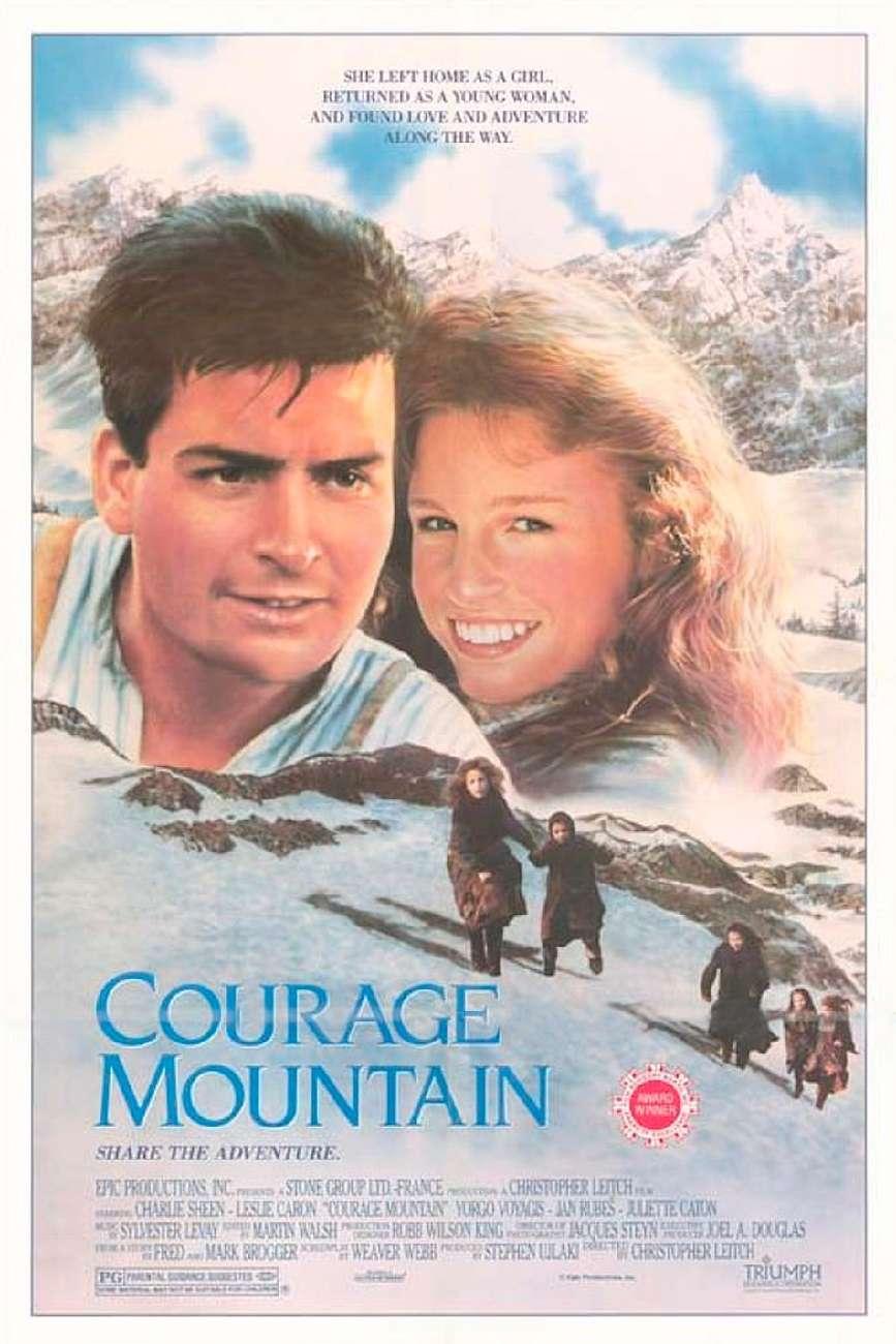 Courage Mountain kapak