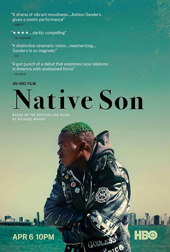 Native Son kapak