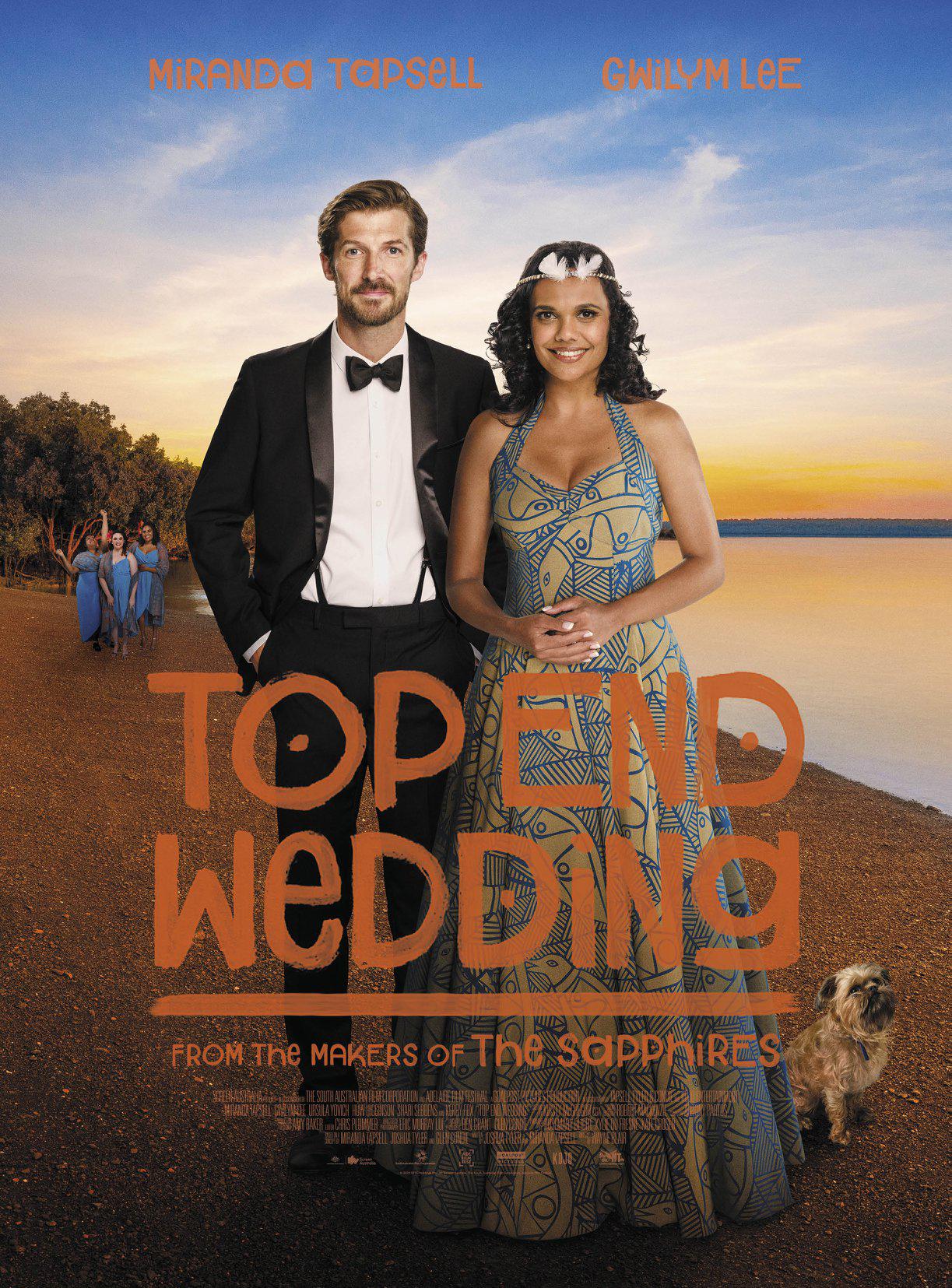 Top End Wedding kapak