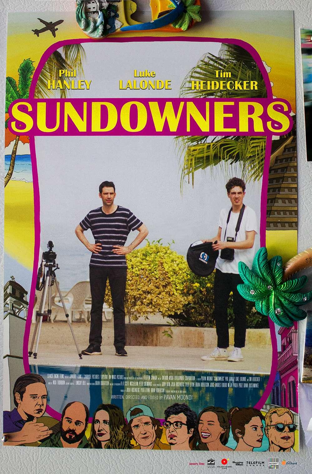 Sundowners kapak