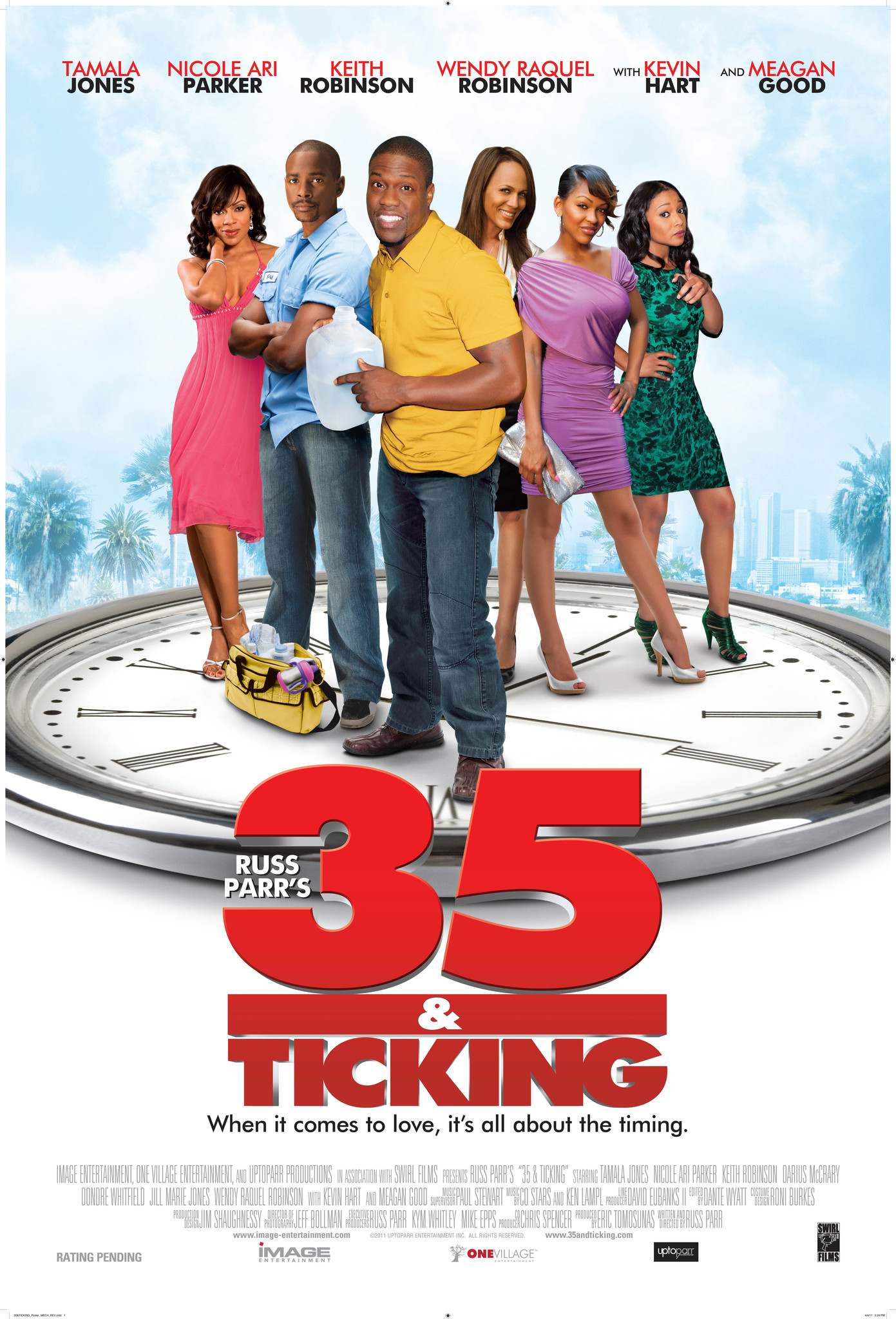35 and Ticking kapak