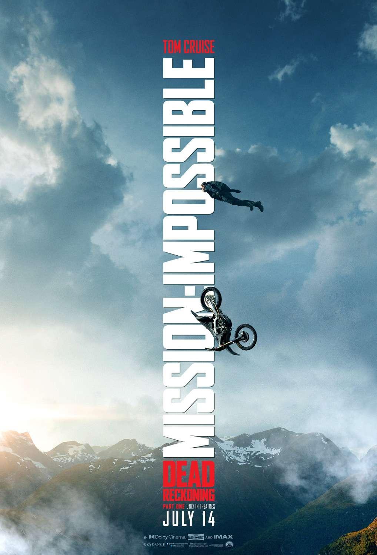 Mission: Impossible 7 kapak