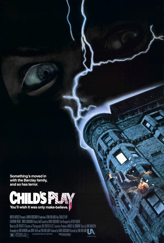 Child's Play kapak
