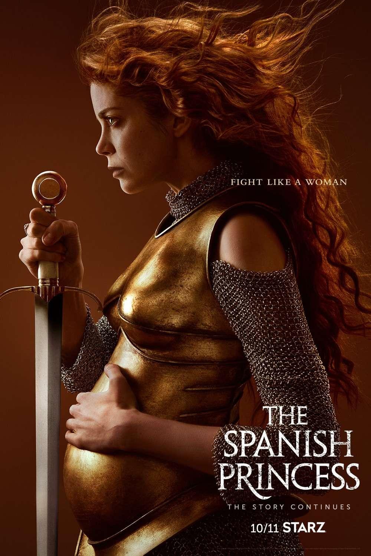 The Spanish Princess kapak