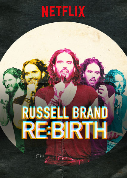 Russell Brand: Re: Birth kapak