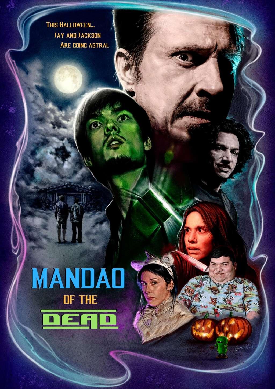 Mandao of the Dead kapak