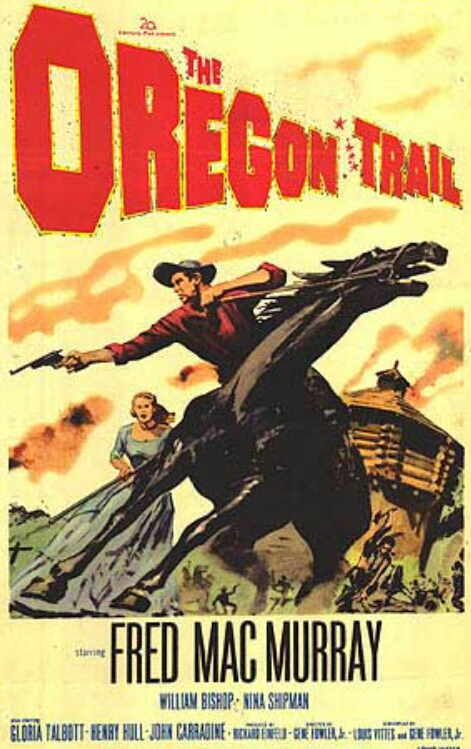 The Oregon Trail kapak