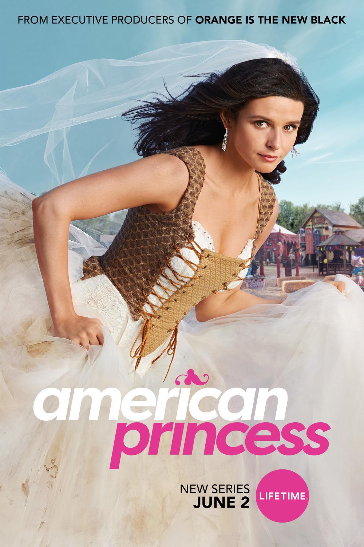 American Princess kapak