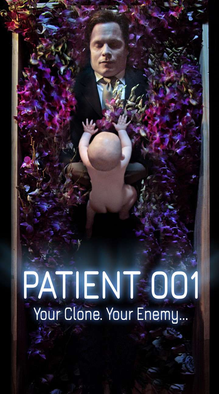 Patient 001 kapak