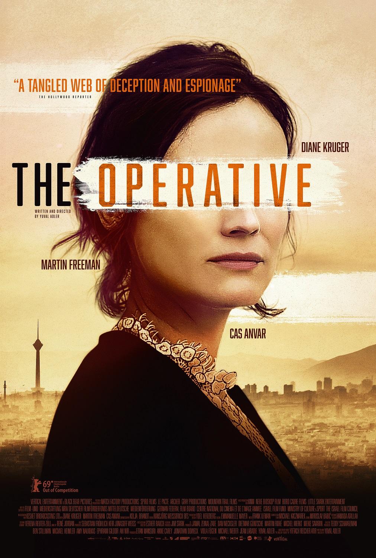 The Operative kapak