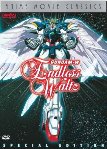 Gundam Wing: The Movie - Endless Waltz kapak