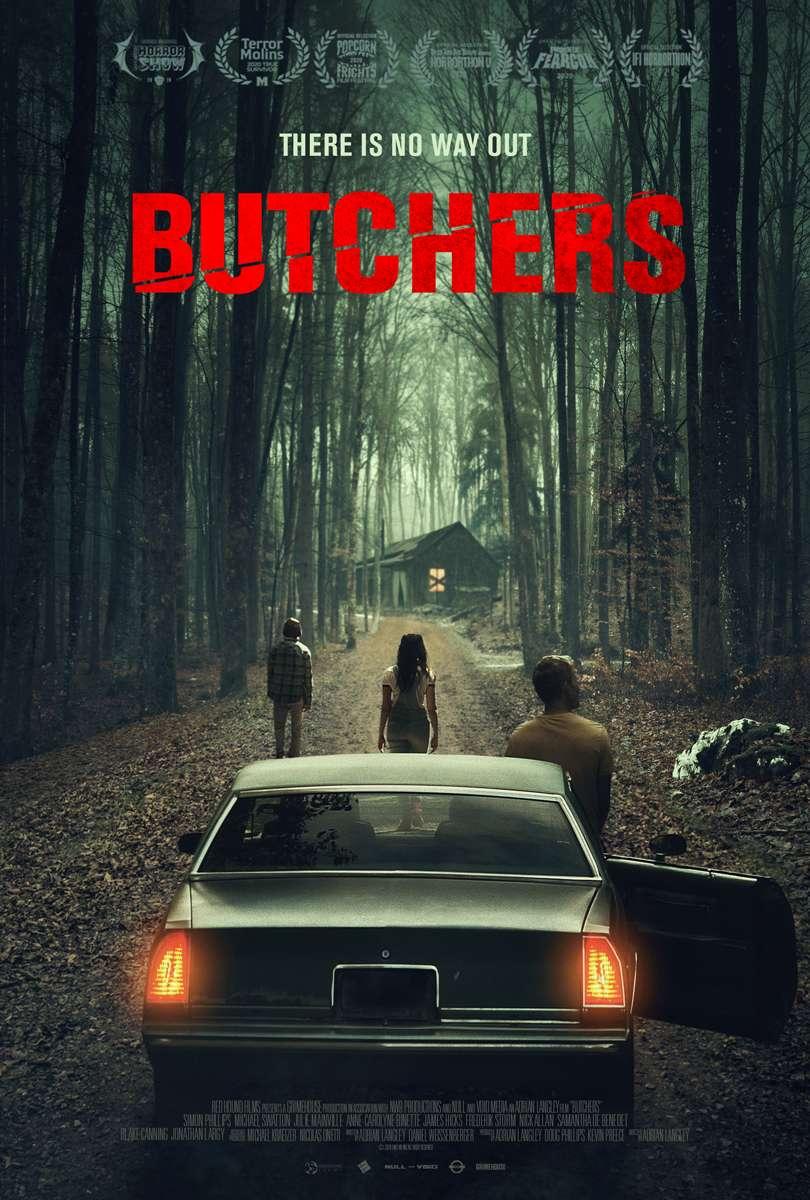 Butchers kapak