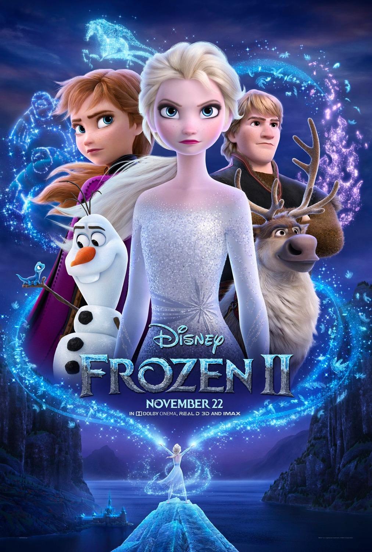 Frozen II kapak