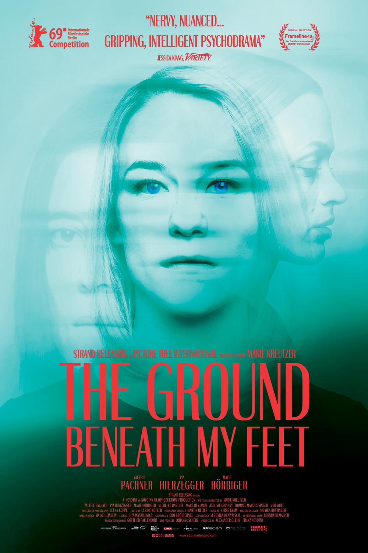 The Ground Beneath My Feet kapak