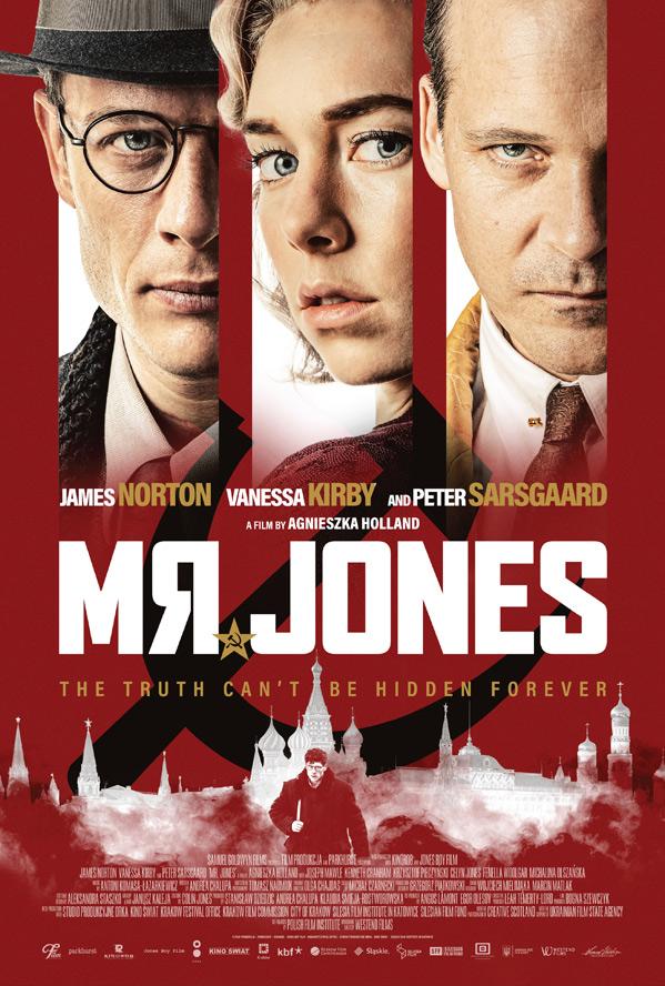 Mr. Jones kapak