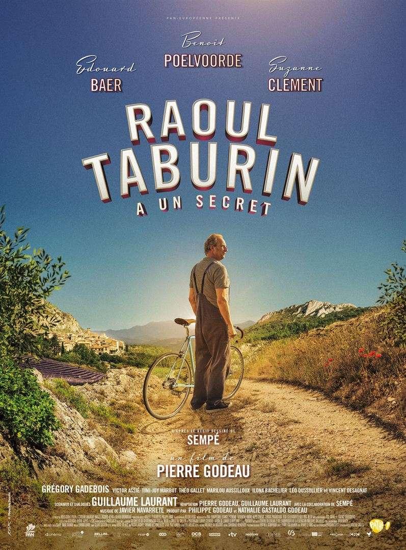 Raoul Taburin kapak