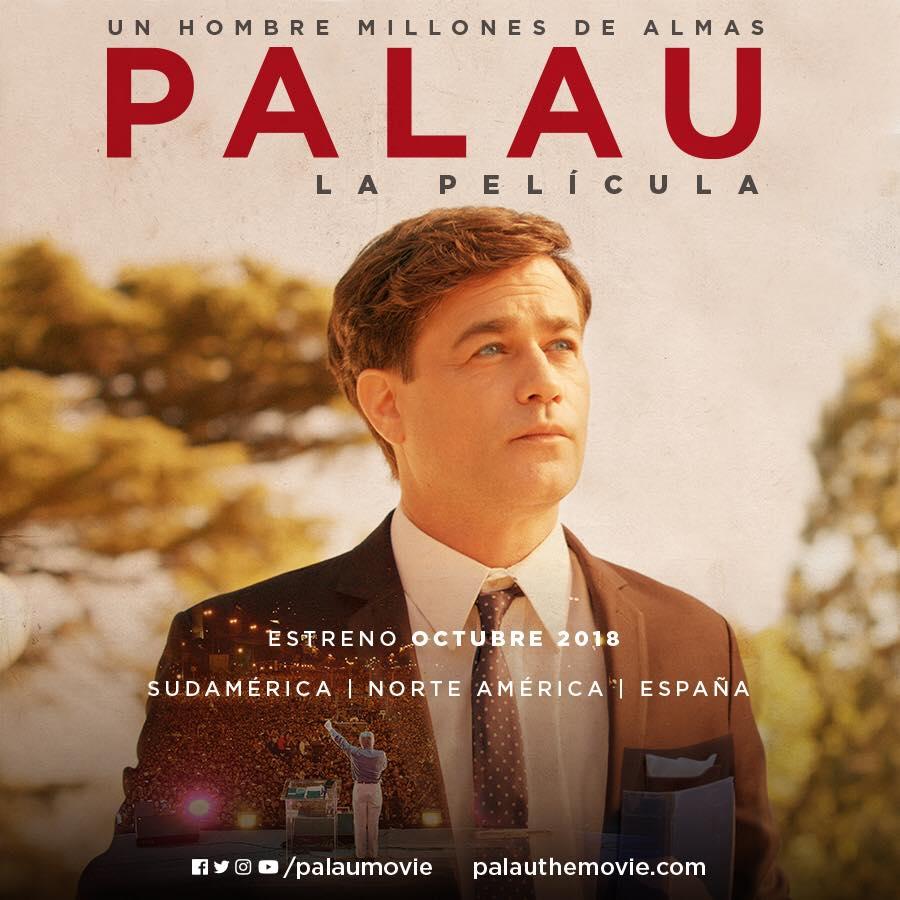 Palau the Movie kapak