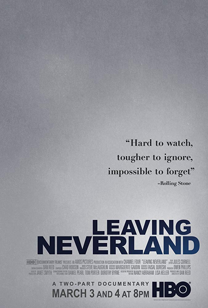 Leaving Neverland kapak